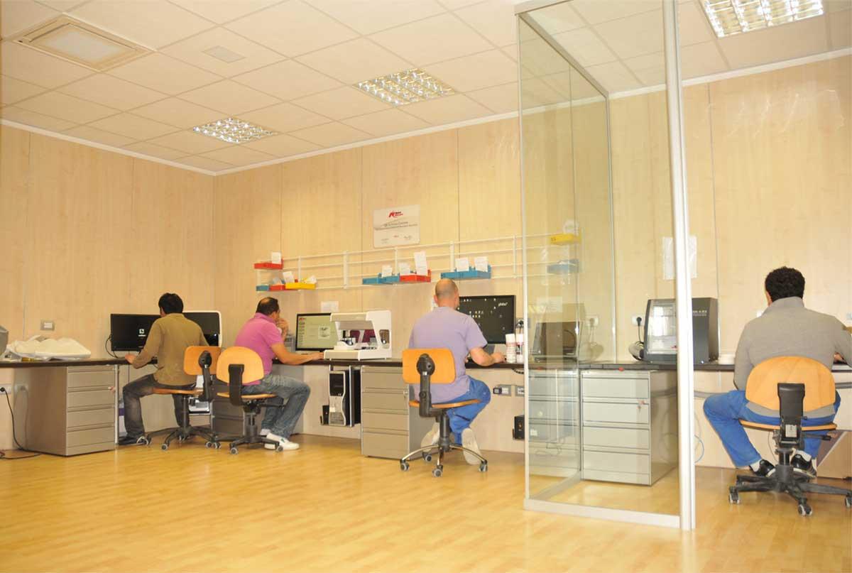 laboratorio odontoiatrico